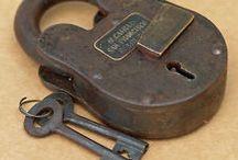 Locks - Keys / by Ray Harris