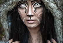 Costumes/makeup / by Zach Davidson