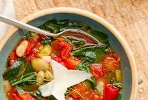 soups & stews / by Melissa Carlisle