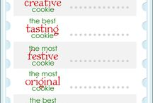 Cookie Exchange ideas / by Patricia Van Hise