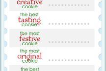 Cookie Exchange ideas / by Patricia Van Hise