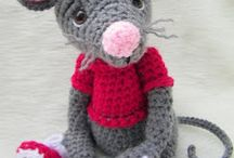 Handmade toys / by Marjorie Edwards