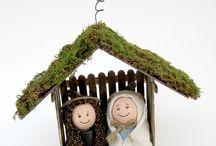 Nativity! / by Cathy Mackey