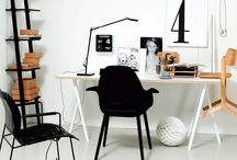 Work Spaces / by Nina Isabella