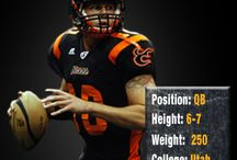 2014 Pittsburgh Power Roster / The Official 2014 Pittsburgh Power / by Pittsburgh Power