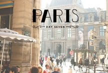 Paris / by Kirsten Viegaard