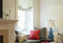 Family Room / by Jenny Sanzo ~ Flower City Fashionista