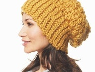 Crochet Hats & Ear Warmers / Crochet / by LeAnne Dorado