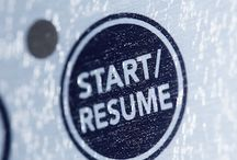 Resume Advice / A board to help students make best resume possible! It's never to early to get a head start. / by Georgia ONmyLINE