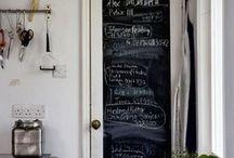 Chalkboard / by Olga Gatziou