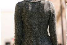 knitting cloths / by Park Okmin