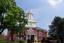 Campus Landmarks / by Bloomsburg University