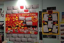 HSIE British Colonisation / HSIE Stage 2 unit - British Colonisation / by Angie Taylor