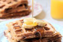 Breakfast Recipes / by Connoisseurus Veg