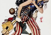 Norman Rockwell / by Connie Medlock