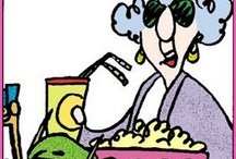 Maxine and others / by Sandra Massey