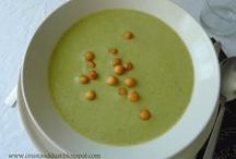 zupy, kremy / by Marta lango