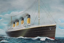 Titanic: The Real Story / by Chentzu Hester