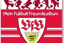 German Football: VFB Stuttgart ♥ / our favourite German Football Club / by Michael Voemel