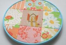 Embroidery Hoops / by Kristen Danis