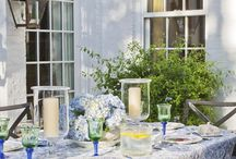 Table settings / by Nancy Benne
