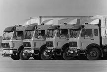 Trucks Nostalgia / by Kleyn Trucks