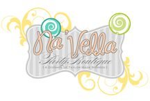 Na'Vella Party Boutique by TMS / by Taylor Made Soirées