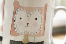 mugs / by Maria M