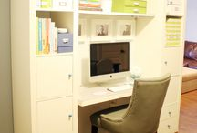Scrapbook and sewing rooms / by Tammy Hales