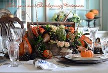 Thanksgiving / by Rebecca Arbogast