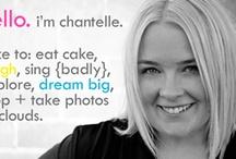 Blogs/sites I love / by Karli Buchanan