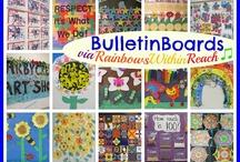 Bulletin Board Ideas / by Michelle Woodul