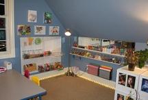 playroom / by Jennifer
