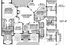 Home Plans / by Alyson Hall