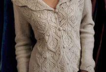 Knit & Crochet - Tops & Bottoms / by Kristbjorg Olsen