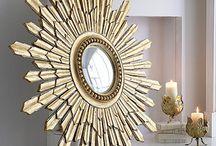 Decor: Mirrors / by Liz Melo