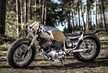 Custom Motorcycles / Pins of custom motorcycles from around the world. / by Fun Mart Cycle Center