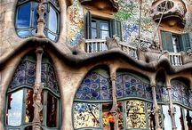 Interesting Architecture / by Lisa Cheatham