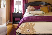 Sleepy Retreat / Everything Bedroom, Bed, and Organization / by Lisa Wilson