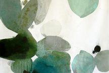 Verts /// Greens / by BohèmeCircus ♡
