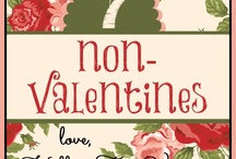 Love and Valentines / by Kathy kissingthefrog