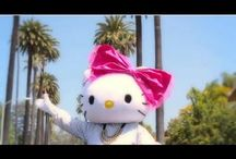 Hello Kitty Big Pink Bow / by Crystal Maggio