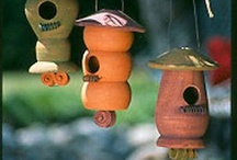 Bird Houses / by Jeannie Dellinger