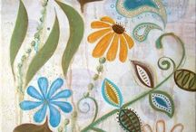 Painting Ideas/Inspiration / by Rhonda Dempsey