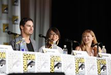 The CW @ Comic-Con 2013 / by The CW