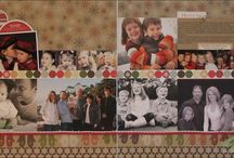 2 page layouts / by Heather Oakes
