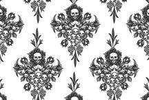 Victorian Damask / by Kimbooly's Spooklings