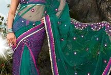 Saree's and Lehenga's  / by Exquisite Occasions