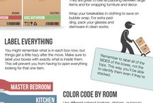 moving tips / by Amber Carpenter