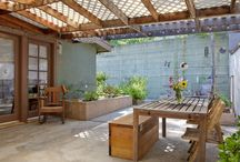 Garden & Outdoor Play Spaces / by Langley T